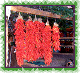 New Mexican Chile Ristras - order yours now!